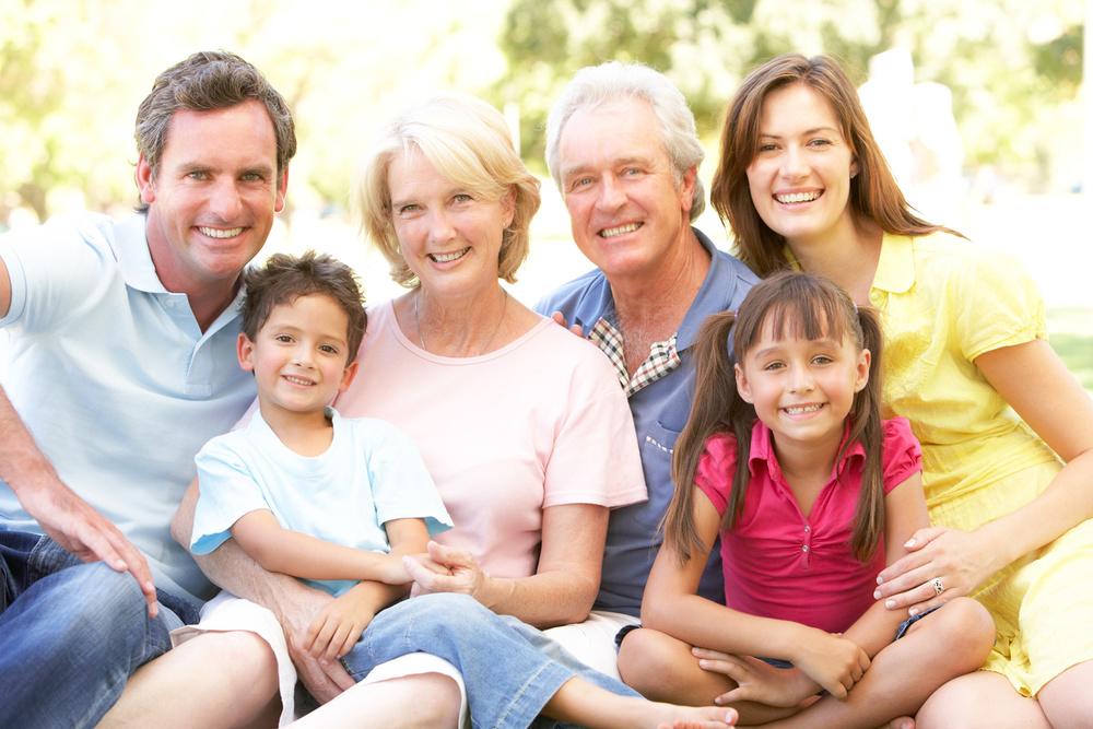 Family - 3 Generations